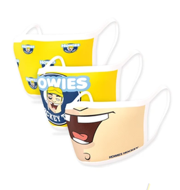 Howies Face Masks 3 Pack