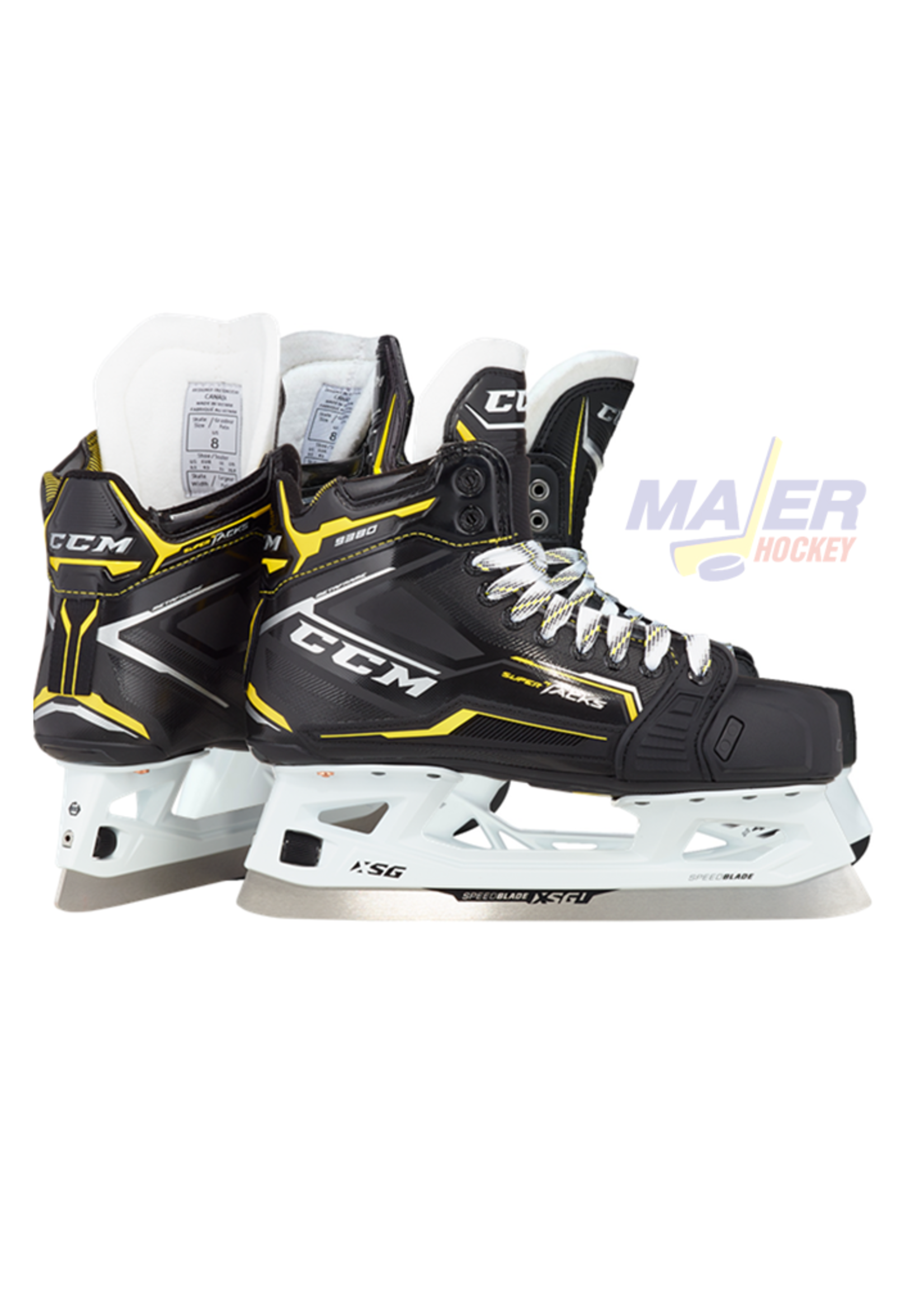 CCM Super Tacks 9380 Senior Goalie Skates