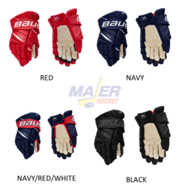 Bauer Vapor 2X Junior Gloves