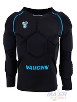 Vaughn V9 Senior Padded Goalie Shirt