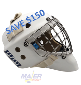 X1 Kevlar junior goalie mask