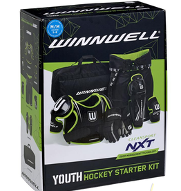 Winnwell Youth Hockey Starter Kit