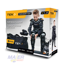 Powertek Sport Youth Hockey Starter Kit