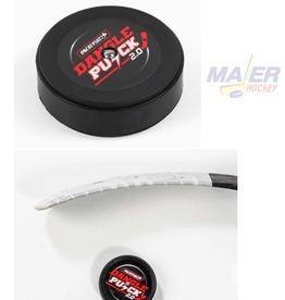 HockeyShot Dangle Puck 2.0