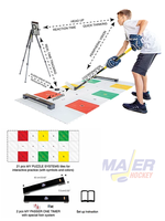 Hockey Revolution My Enemy My Puzzle Tile Kit