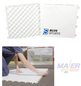 Blue Sports Hockey Training Tiles 20 pack