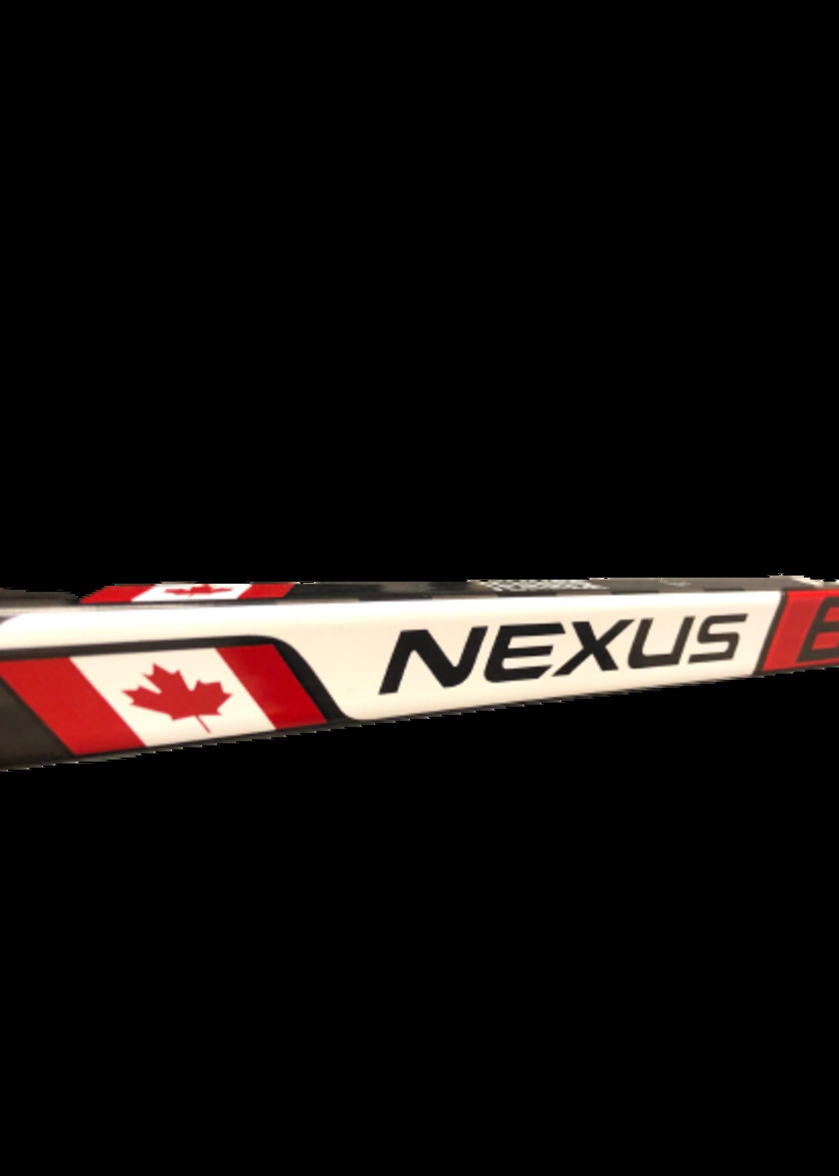 Bauer Nexus 2N Pro Brianne Jenner Pro Stock Stick