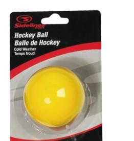 Sideline Sports Cold Weather Street Hockey Ball