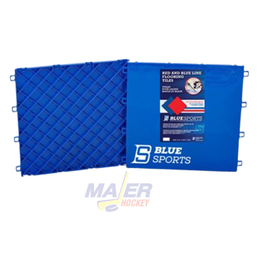 Blue Sports Synthetic Ice Tiles 10 pack