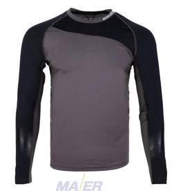 Bauer Pro Jr Long Sleeve Shirt