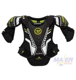 Warrior Alpha DX3 Senior Shoulder Pads
