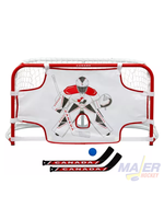 Winnwell Hockey Canada Mini Net Set
