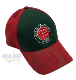 Majer Hockey North Toronto Hat - Red/Green