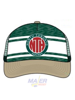 North Toronto Trucker Hat - Green/Cream
