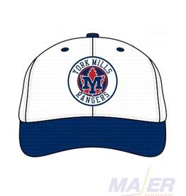 """Majer Hockey York Mills """"New White"""" Hat"""