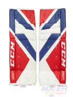 CCM EFLEX E5.5 Jr Goalie Pads