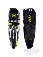 Warrior Alpha DX3 Sr Shin Guards