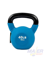 360 Athletics COoncorde Matte 40 lb Kettlebell
