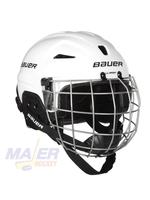 Bauer Lil Sport Yth Helmet Combo
