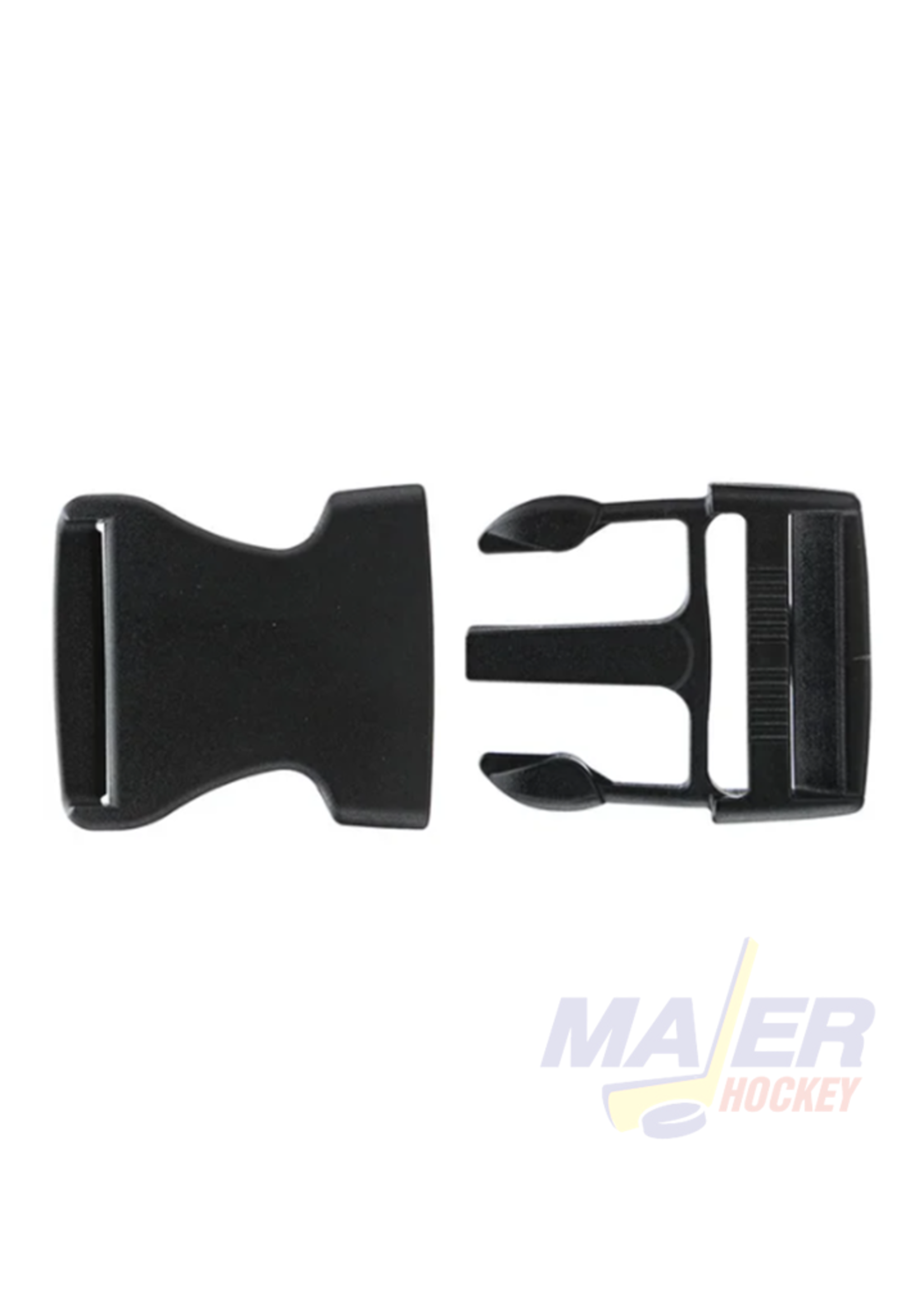 """Bauer 2"""" Chest Protector Buckles 2 Pack"""