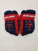 """Bauer Nexus 1000 15"""" Pro Stock Hockey Gloves - Team USA"""