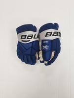 "Bauer Vapor 1X Pro 15"" Pro Stock Hockey Gloves -  Braydon Coburn Tampa Bay Lightning"