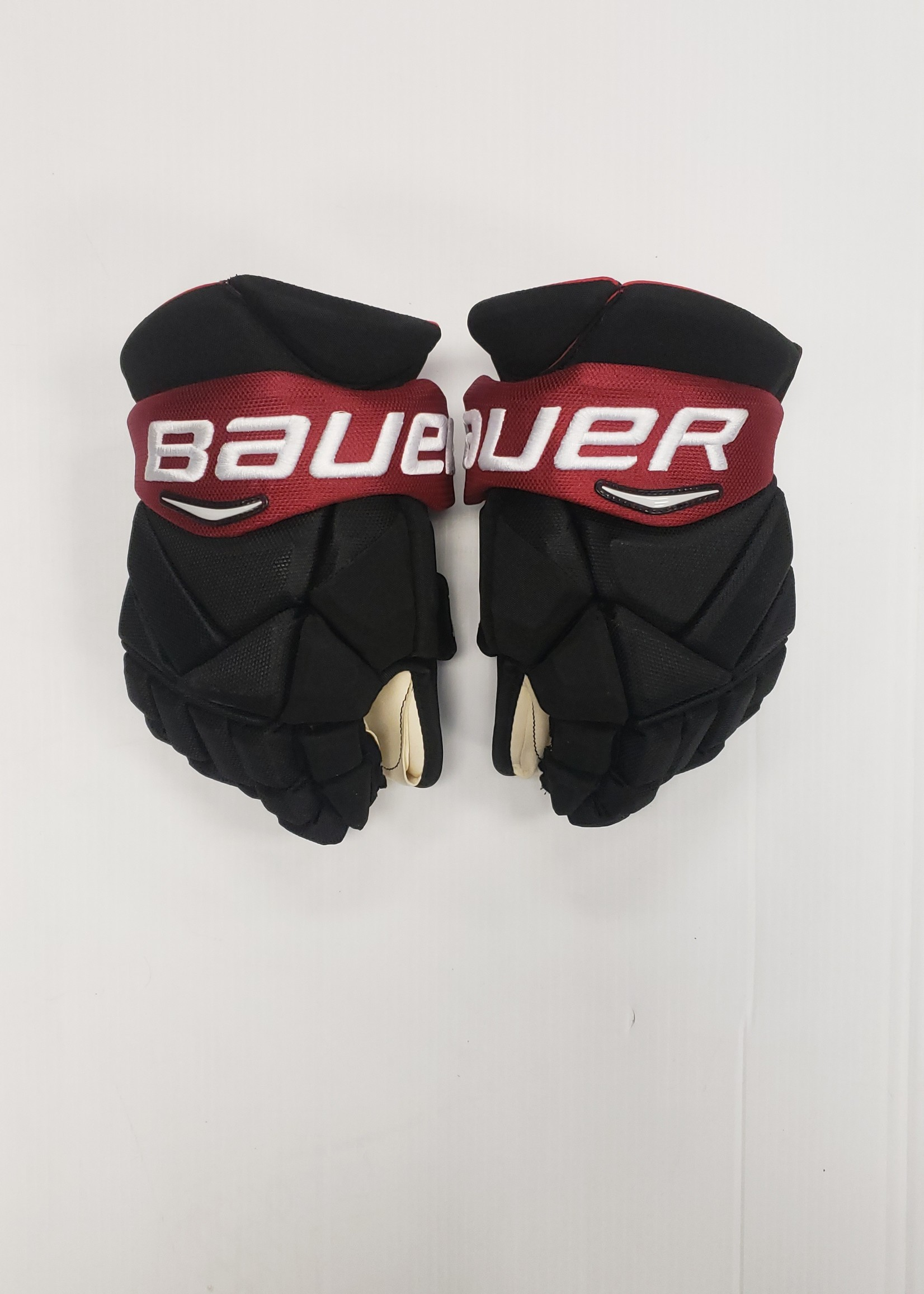 "Bauer Vapor 1X Pro 13"" Pro Stock Hockey Gloves - Arizona Coyotes"
