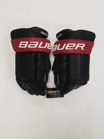 "Bauer 4-Roll 14"" Pro Stock Hockey Gloves - Arizona Coyotes Kevin Connauton"