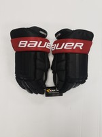 """Bauer Coyotes 4-Roll Pro Stock Hockey Gloves 14"""""""