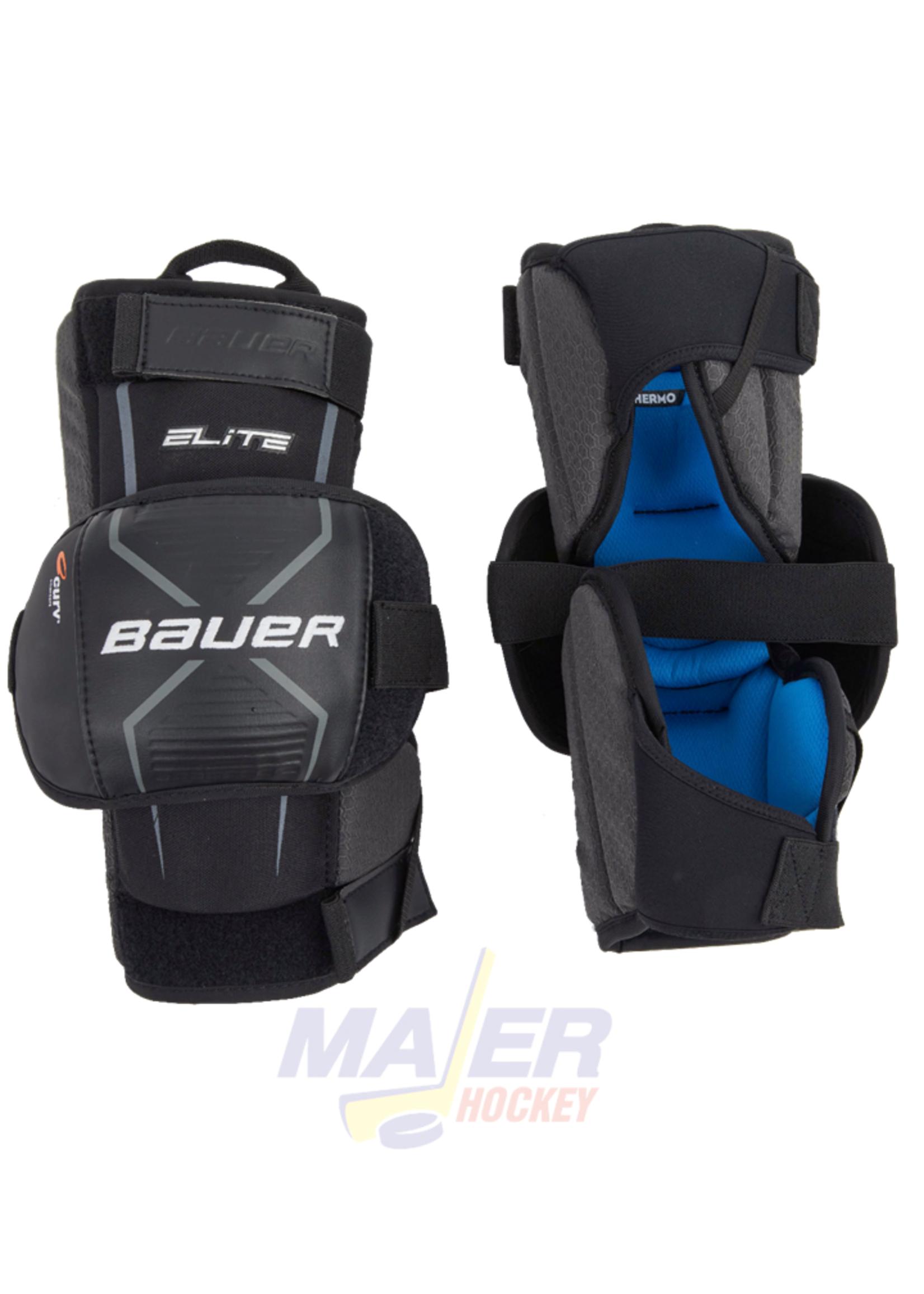 Bauer Elite Goalie Knee Guards