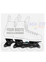 Marsblade O1 Inline Skate Chassis