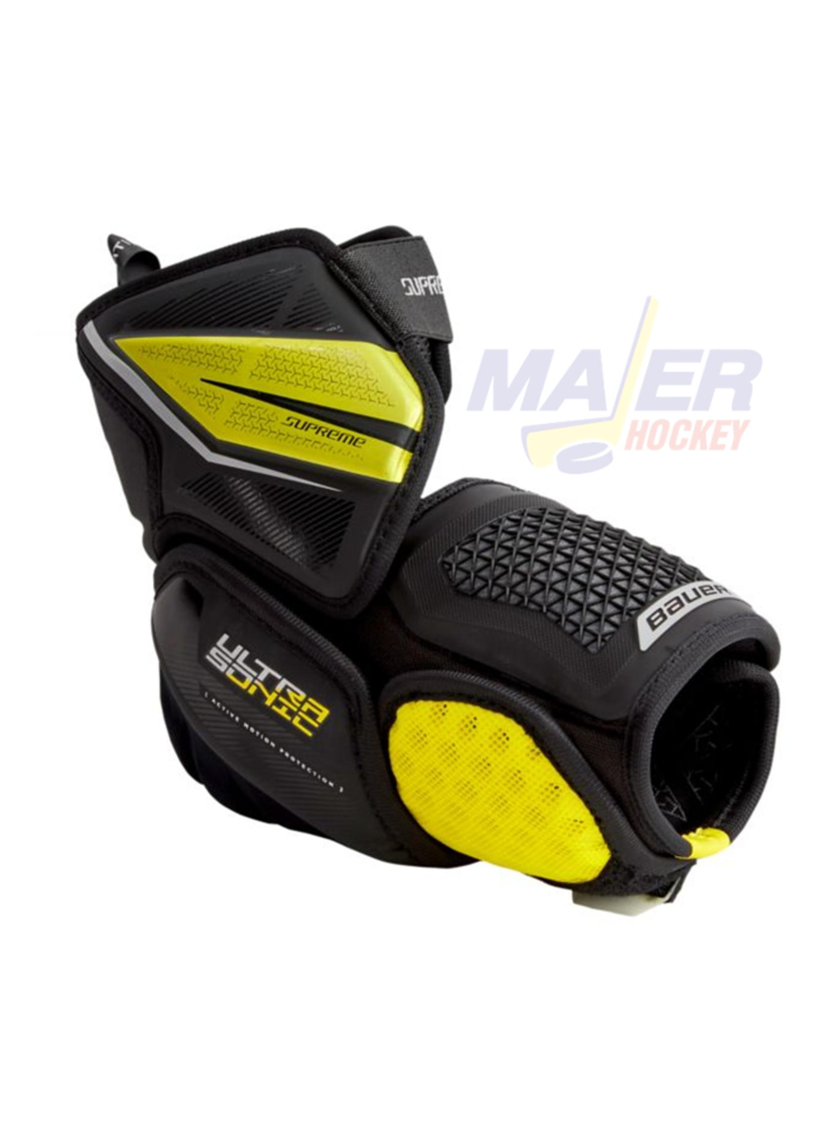 Bauer Supreme Ultrasonic Sr Elbow Pads