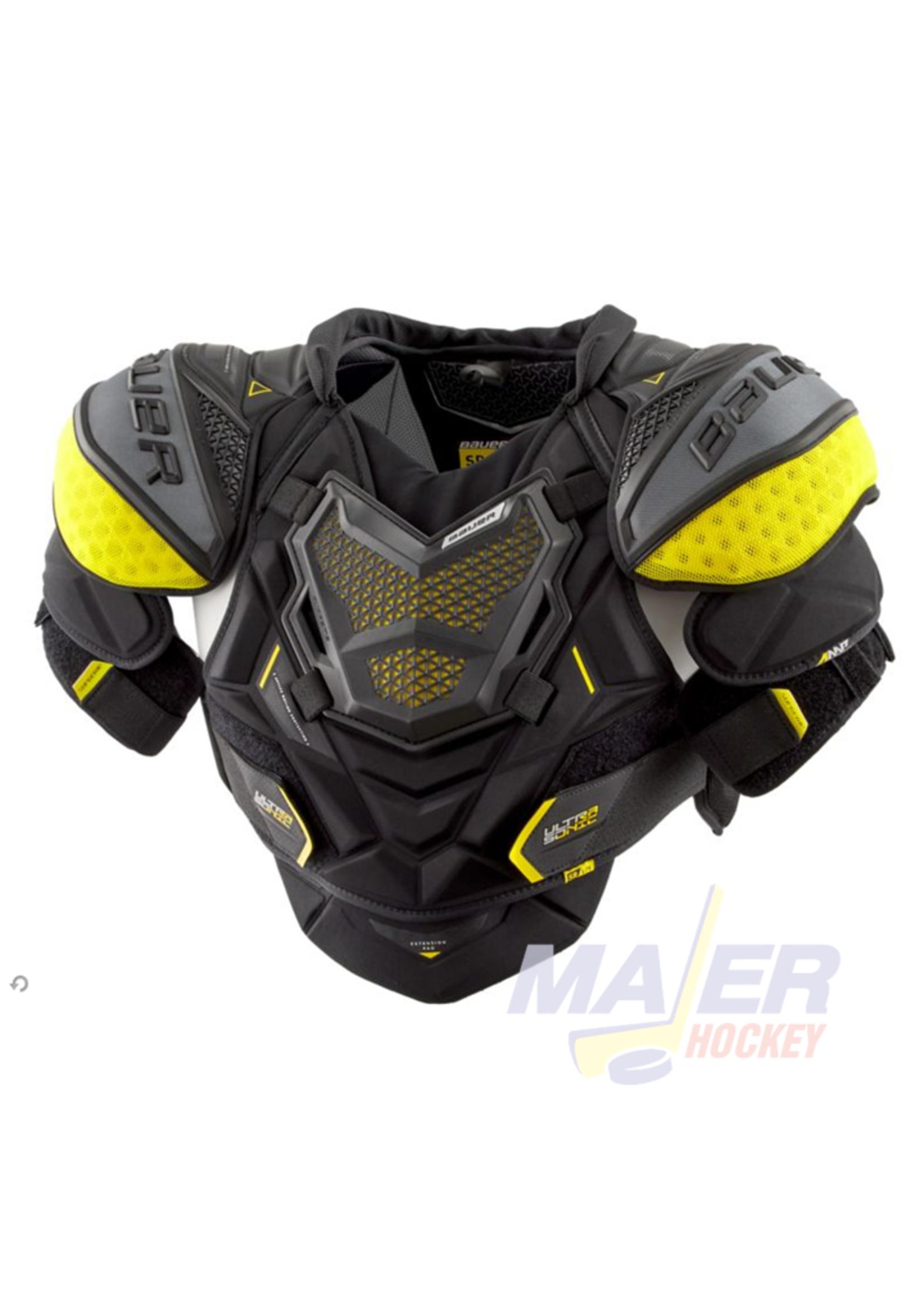 Bauer Supreme Ultrasonic Jr Shoulder Pads
