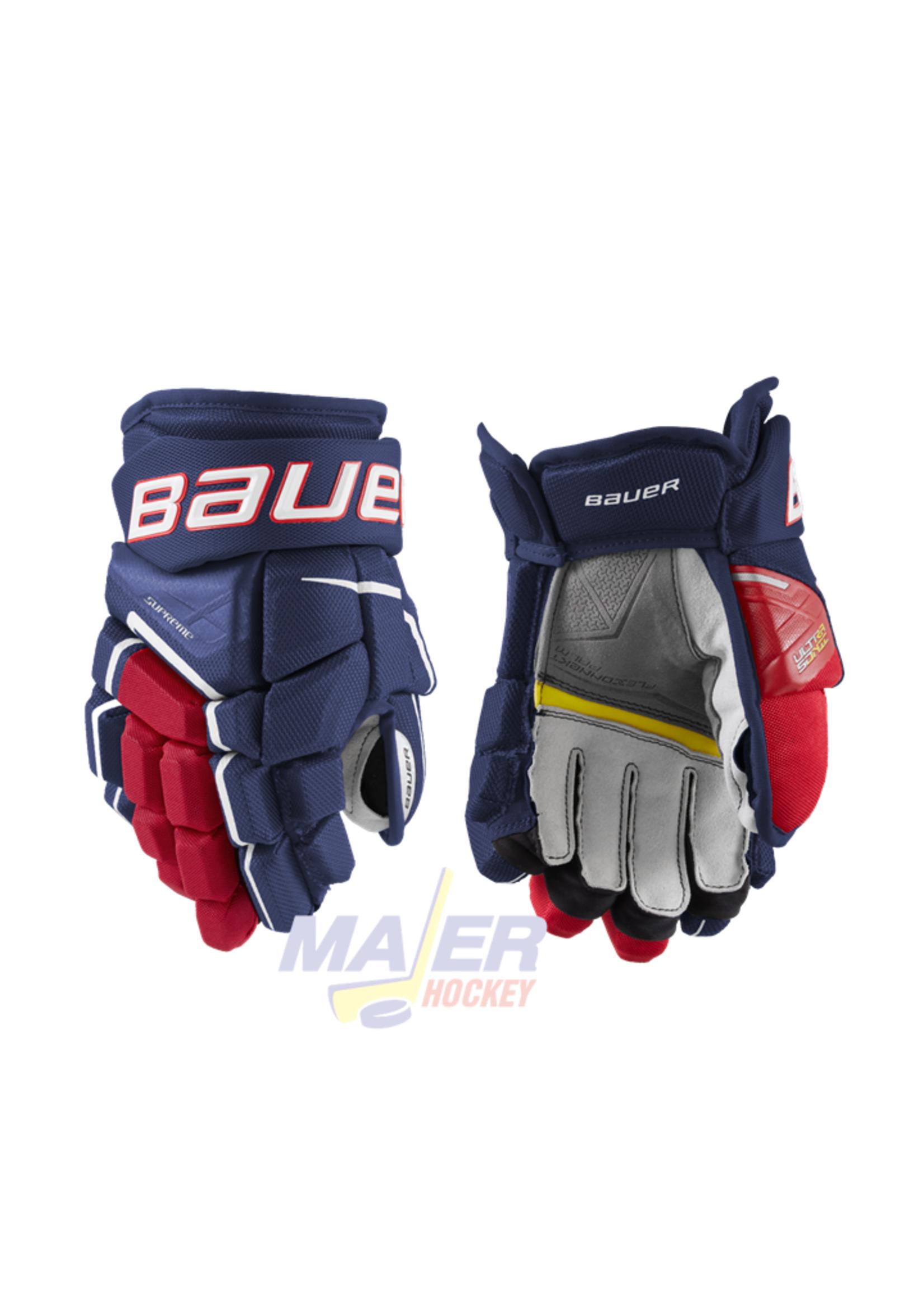 Bauer Supreme Ultrasonic Sr Gloves