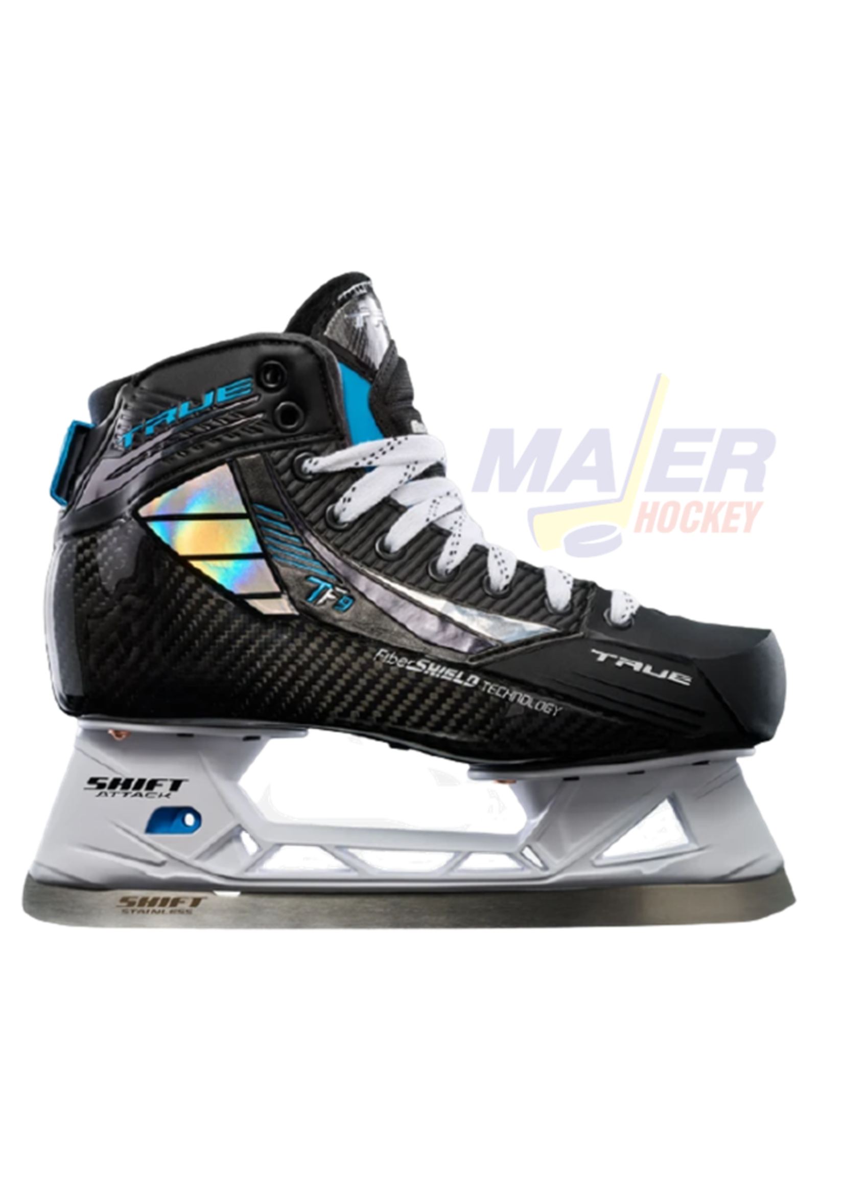 True TF9 Sr Goalie  Skates