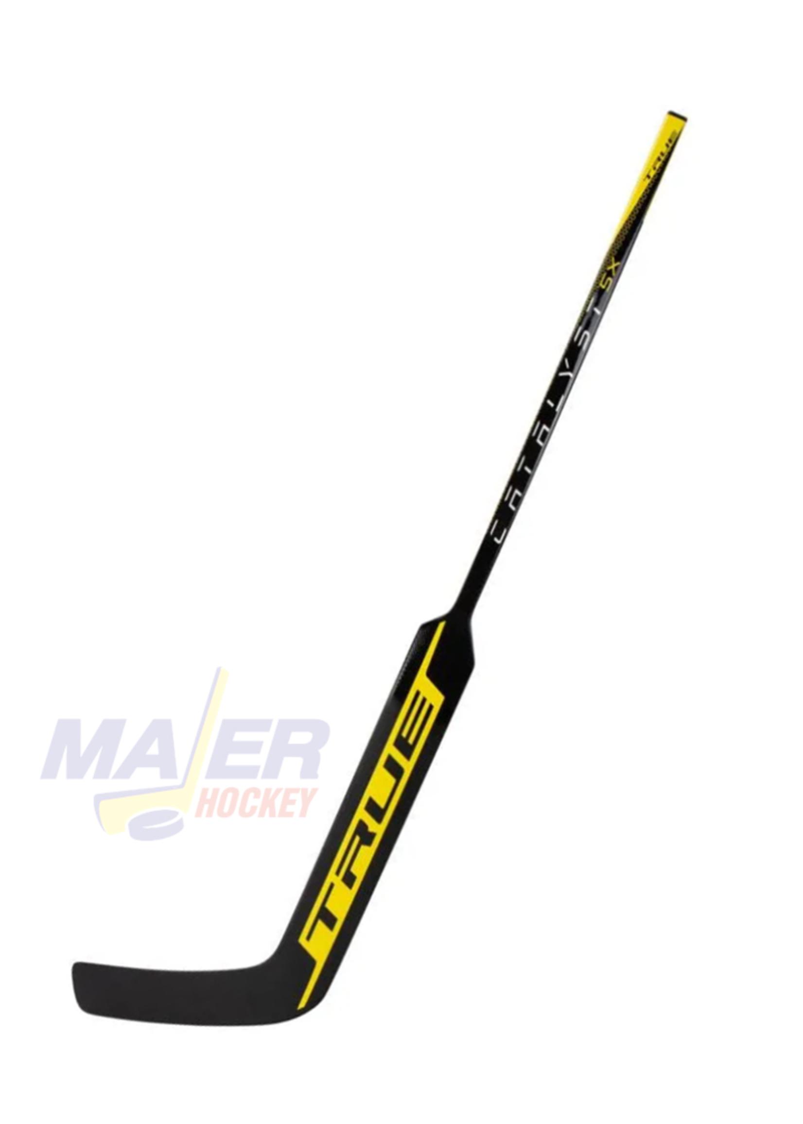 True Catalyst 5X Sr Goalie Stick