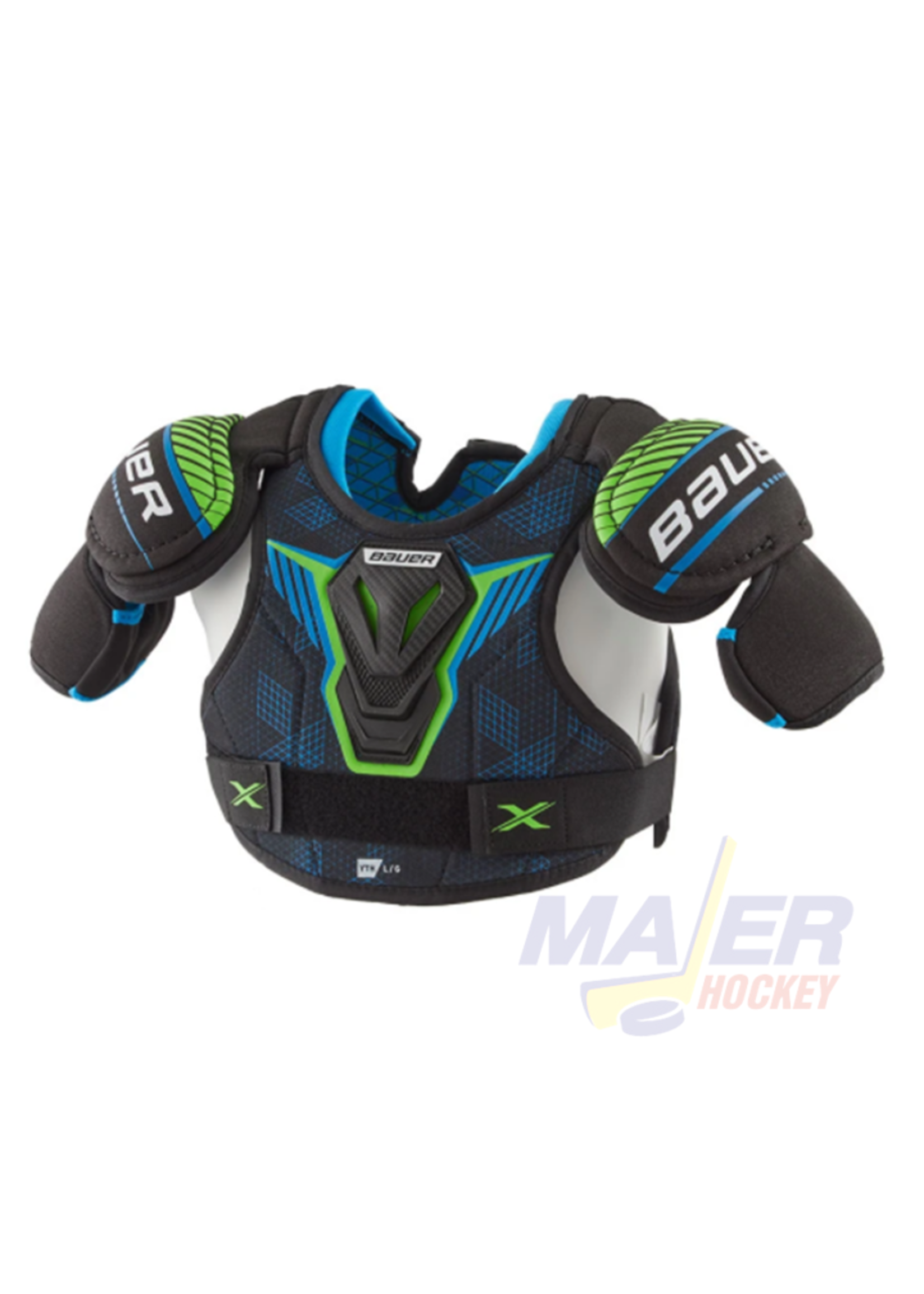 Bauer X Youth Shoulder Pads