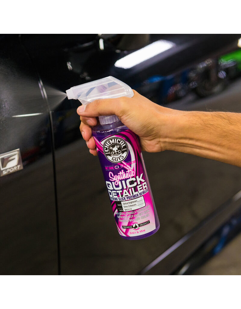 Chemical Guys Extreme Synthetic Quick Detailer (16oz)