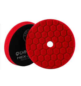Hex-Logic Hex-Logic Quantum Buffing Pad Red -6.5""