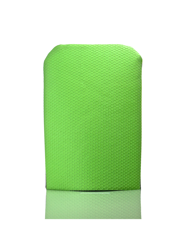 Chemical Guys Clay Eraser Mitt - Green Super Fine