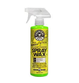 Chemical Guys Almost! Blazin' Banana Spray Wax Natural Carnauba Spray Gloss (16 oz)