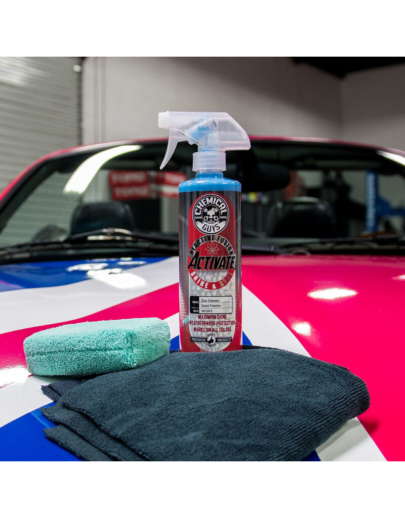Chemical Guys Activate Instant Spray Sealant And Protectant (16oz)