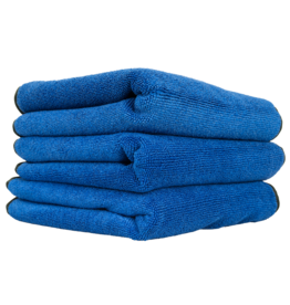 """Chemical Guys Monster Extreme Thickness Towel Blue (16""""x16"""")  (3 Pack)"""