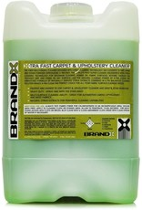 Brand-X Brand X-TRA CLEAN CARPET & UPHOLSTERY (5 GAL. Cube)