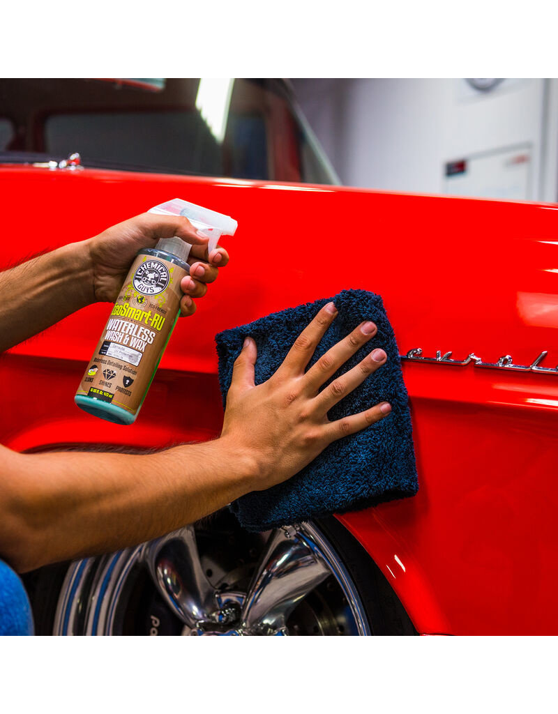 Chemical Guys Ecosmart Waterless Car Wash & Wax Ready To Use (1 Gal)