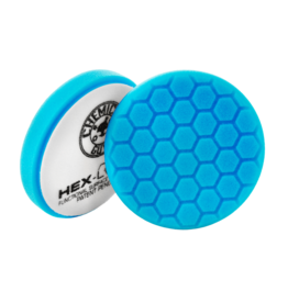 "Hex-Logic 6.5"" HEX-LOGIC BLUE LIGHT CLEANING, GLAZES AND GLOSS ENHANCING PAD (6.5""inch)"