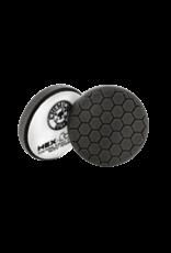 "Hex-Logic 4"" HEX-LOGIC Pad -BLACK FINISHING PAD (4""inch)"