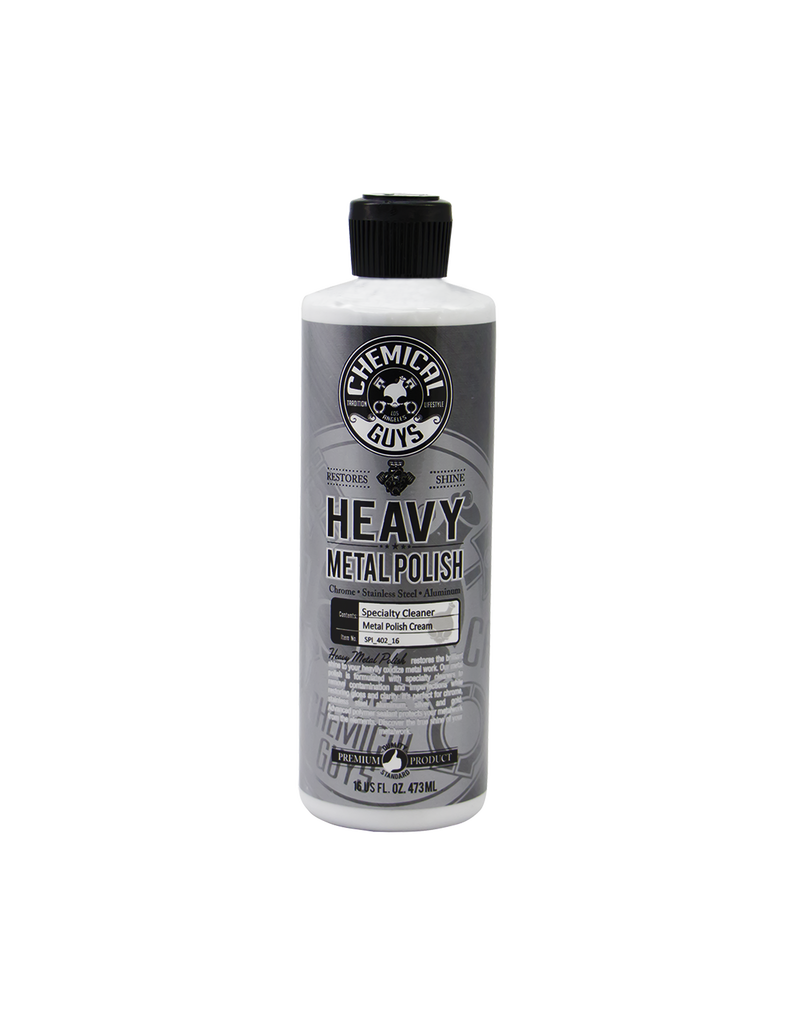 Chemical Guys Heavy Metal Polish (16oz)