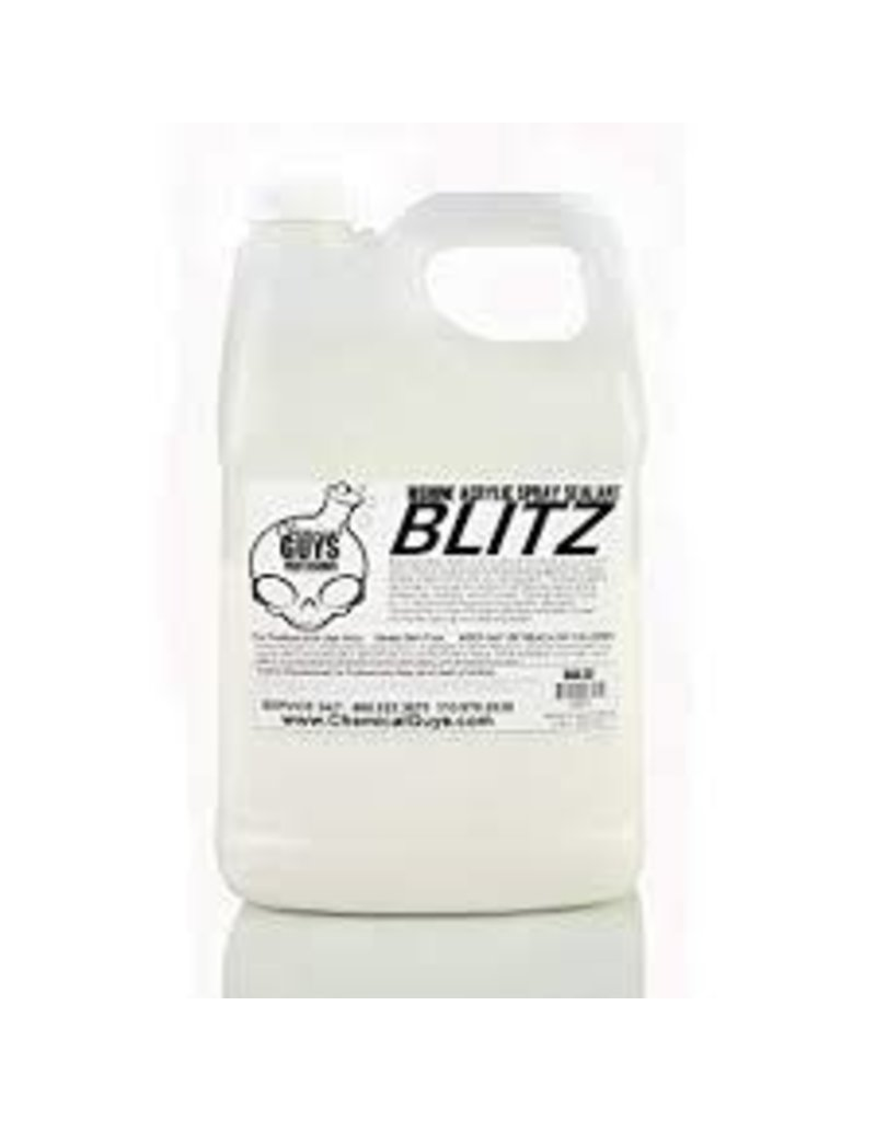 Chemical Guys Blitz Acrylic Spray Sealant (1 Gal)