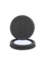 "Hex-Logic 7.5"" ""SELF CENTER""  HEX-LOGIC Pad -BLACK FINISHING PAD (7.5""inch)"